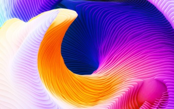 Wallpaper: The Super Spirals