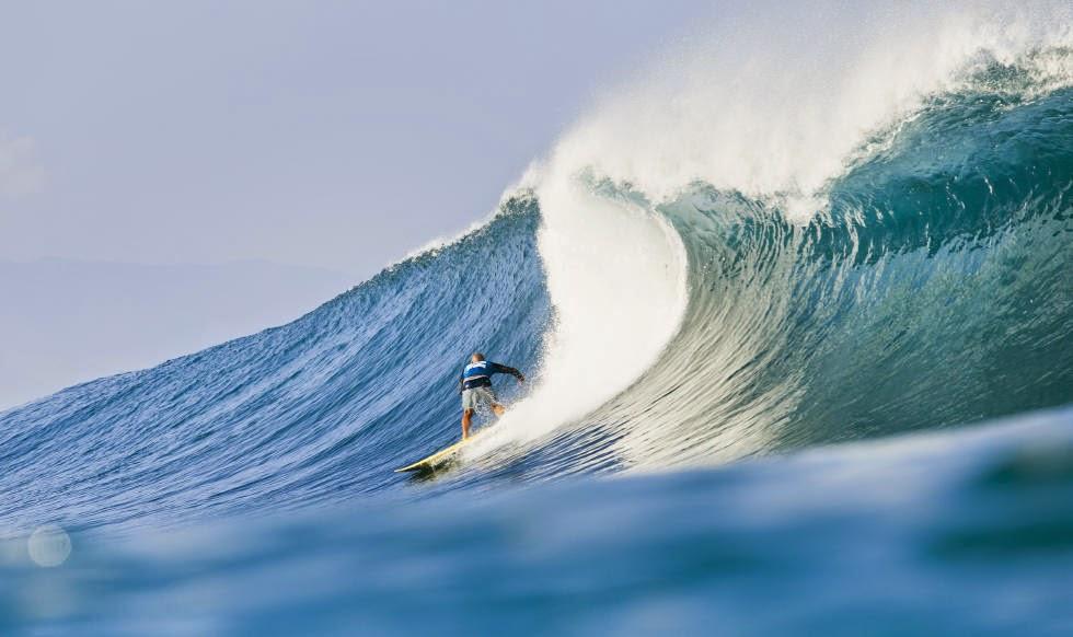 57 Billabong Pipe Masters 2014 Shane Dorian Foto ASP