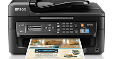 Xtrime Printer Drivers: Epson WorkForce WF-2630 Driver