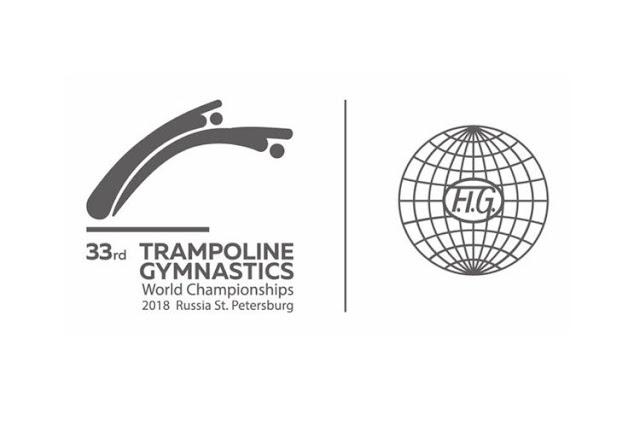 GIMNASIA TRAMPOLÍN - Mundial 2018 (San Petersburgo, Rusia)