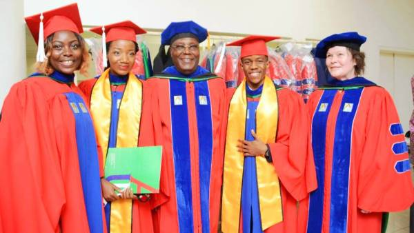 Education Today: AUN's best graduating student 'wasn't very bright in primary, secondary school'