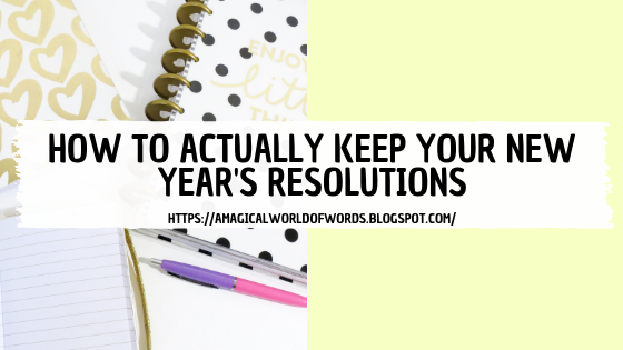 new year - resolutions - change your life - goals