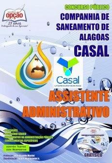 Apostila CASAL - Campainha de Saneamento Básico de Alagoas