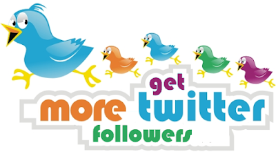cara menambah follower twitter tertarget