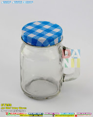 Jar Mini Tutup Warna