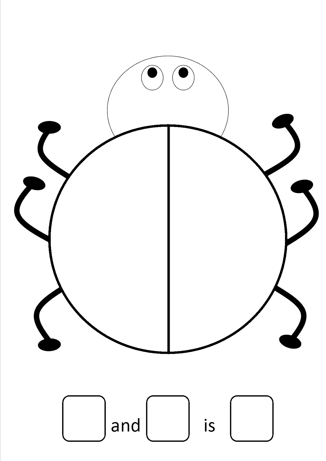 Ladybird Templates For Cake Ideas And Designs