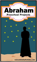 http://www.biblefunforkids.com/2015/10/abraham-preschool-projects.html
