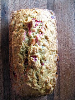 January new+223a Cranberry Orange and Carrot Bread