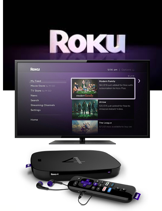 Roku Box: Best Media Streamers 2017