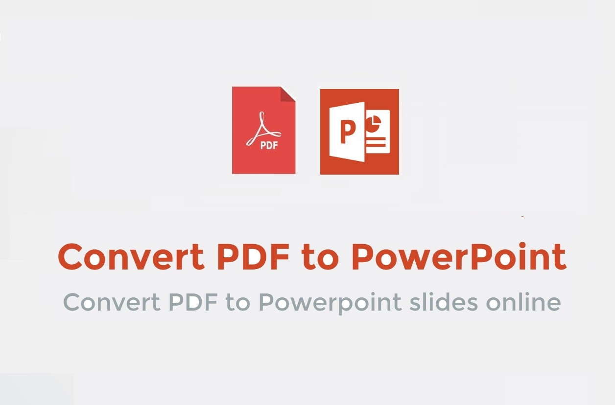 Converting Pdf To Ppt