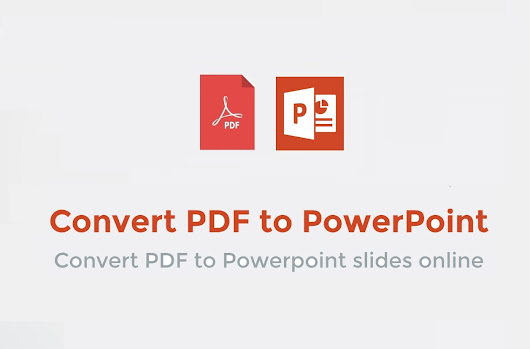 Convert PDF to Powerpoint and Google Presentations slides online - PDF CAT