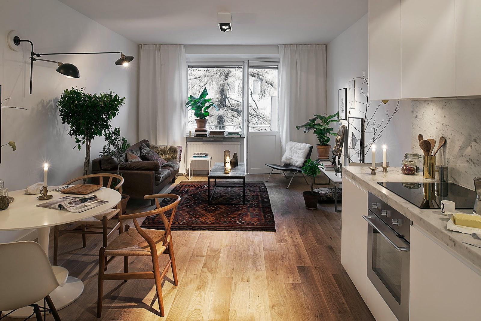 arredare case piccole: 40 mq di infinite possibilità! - Idee Arredamento Case Piccole