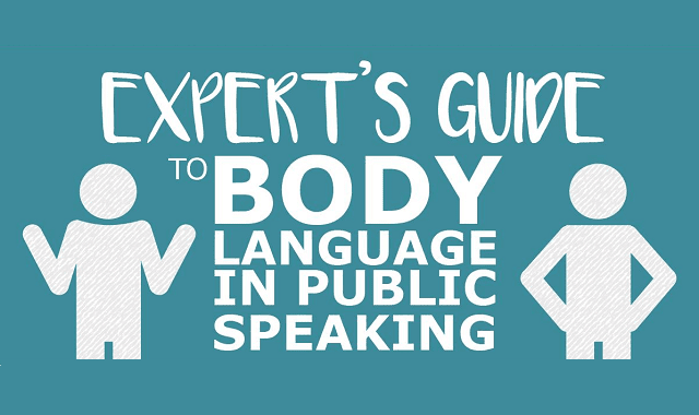 Expert's Guide to Body Language In Public Speaking