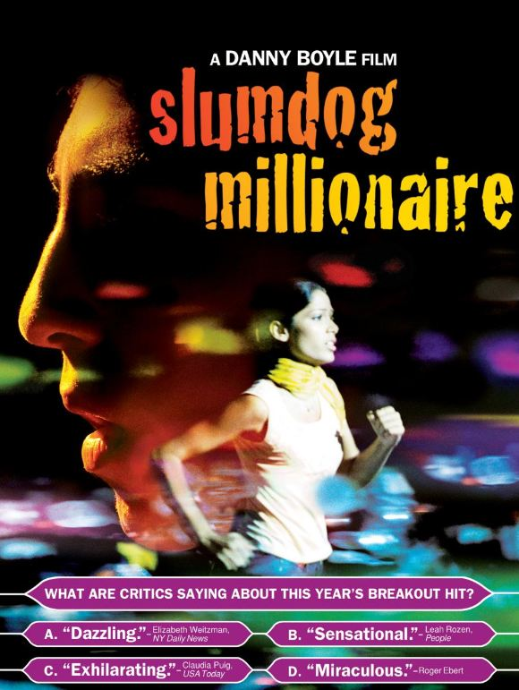 Eclectic Celluloid Reviews Slumdog Millionaire 2008 Drama Film Review