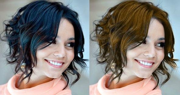 Merubah Warna Rambut Dengan Foto Editor Online