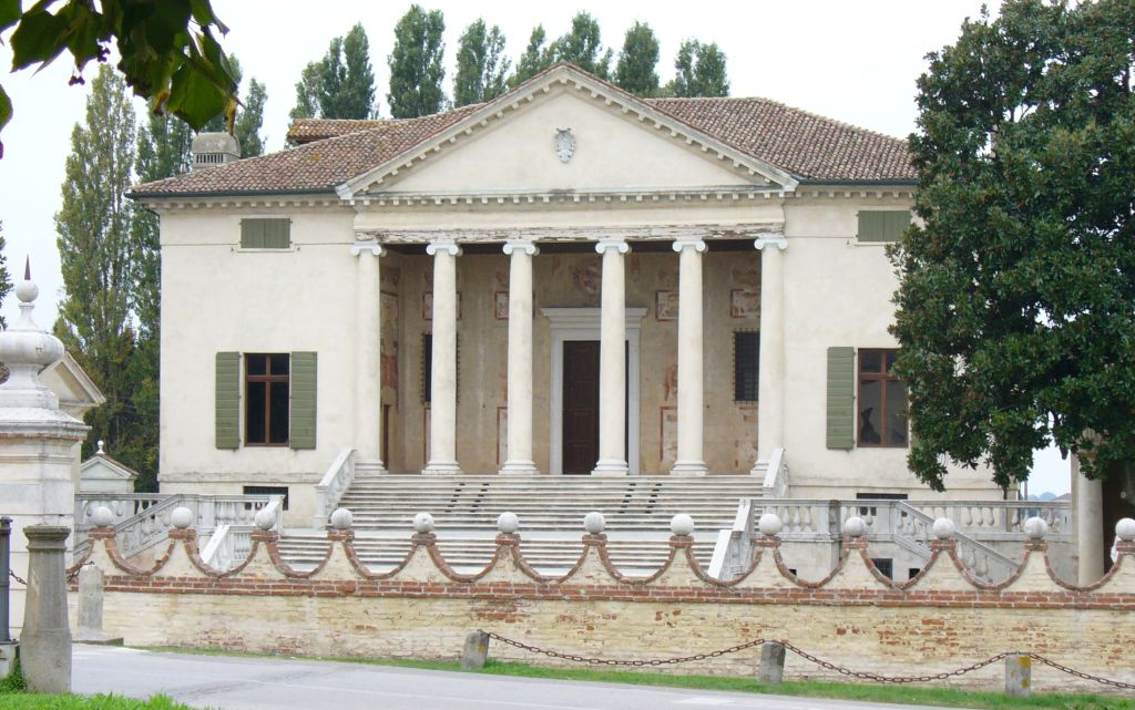 NOTED: Andrea Palladio Modern Palladian Architecture