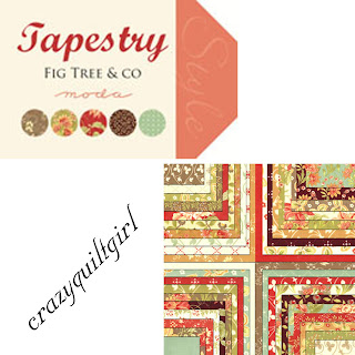 Moda TAPESTY Quilt Fabric by Fig Tree Quilts