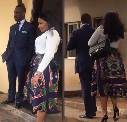 Photos: Ibidun And Pastor Ituah Ighodalo Slay Together
