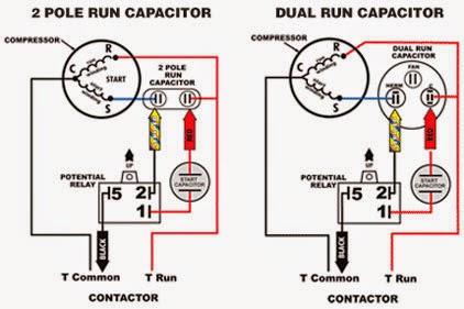 Bodine Electric Wiring Diagram Capacitor De Arranque Duro Que Es Y Para Que Sirve