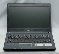 Laptop Bekas Acer Aspire 4739z