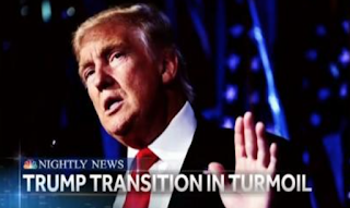 Flashback: Trump-Trashing Journalists Oozed Over Obama's '08 Transition