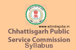 CGPSC Civil Judge Syllabus