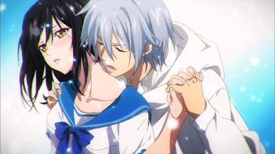 gambar anime Strike The Blood