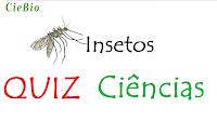Questões sobre insetos 7º ano.
