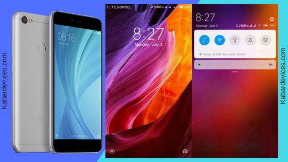 merupakan suatu thema yang sanggup memperlihatkan perubahan pada hp Xiaomi Redmi Note  Custom ROM MIUI 10 for Xiaomi Redmi Note 5a (Fix All Bug)