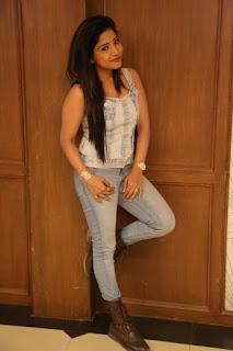 Actress Sakshi Agarwal Pictures in Jeans at Ka Ka Ka Po Movie Press Meet  0008.jpg