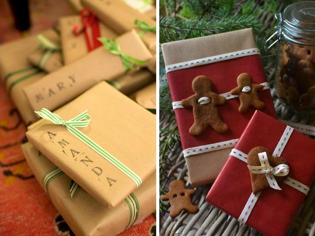 12 Gorgeous Ways to Wrap Gifts 34
