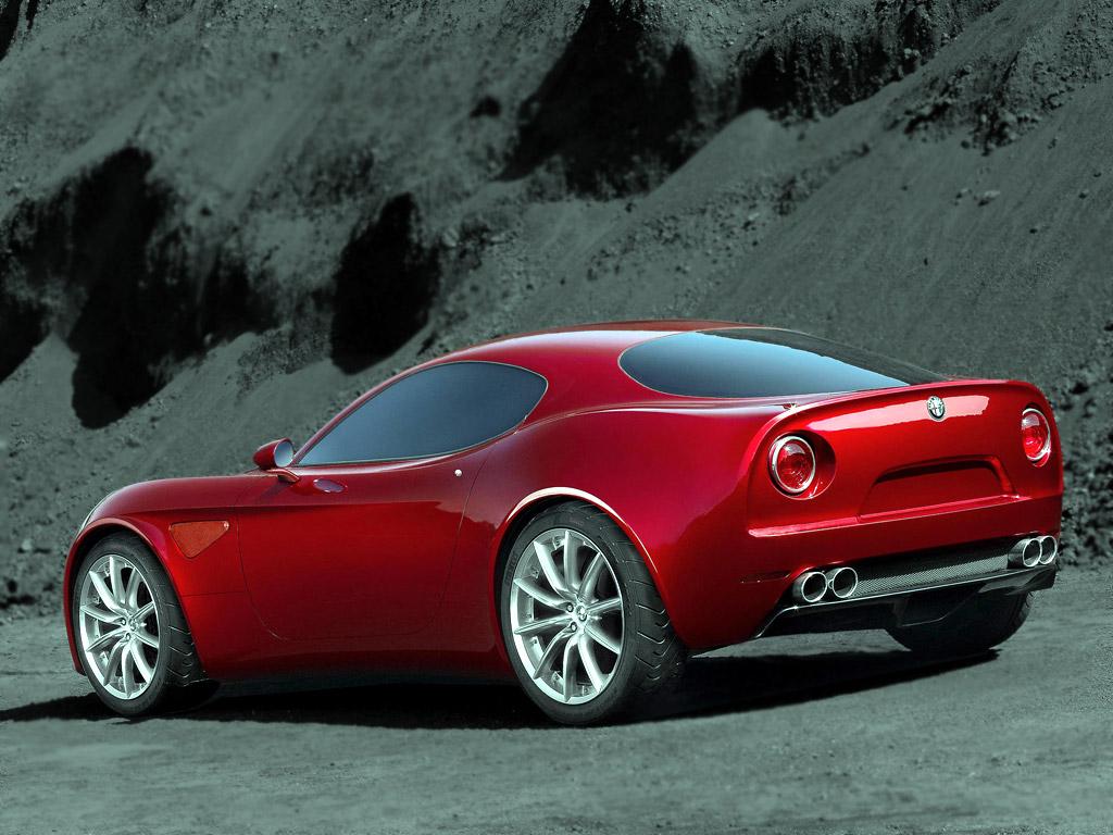 2007 alfa romeo 8c competizione auto cars concept. Black Bedroom Furniture Sets. Home Design Ideas