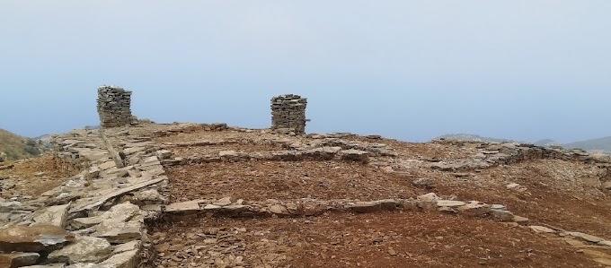 Εγκατάσταση των ιστορικών χρόνων στο Πυργάρι