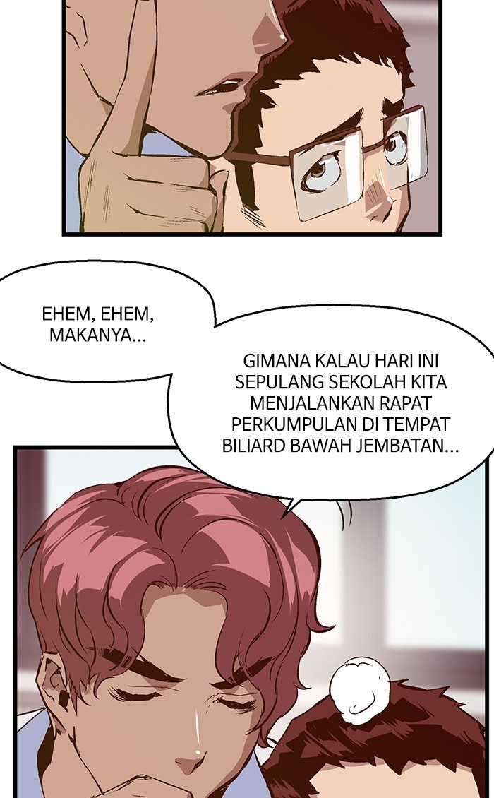 Webtoon Weak Hero Bahasa Indonesia Chapter 38