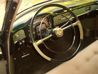 1953 Cadillac Coupe DeVille Steering Wheel