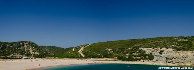 Las mejores playas del Algarve - Playa de Boca del Barranco