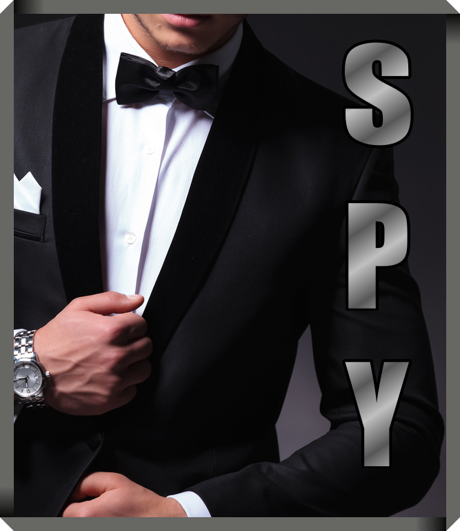 Teaser Share: Spy by Maggie Carpenter