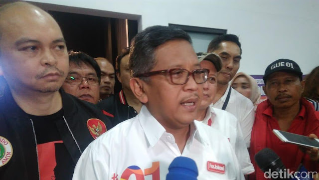 TKN: Masuk ke Basis Jokowi di Solo Kesalahan Terbesar Prabowo-Sandi