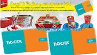 Logo Superfive ''Scegli il pulito, puoi vincere 25€'': in palio 550 Gift Card Tigotà da 25€