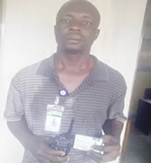 policeman steal offering church lekki lagos