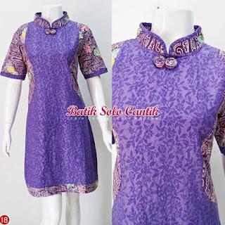 model baju batik embos