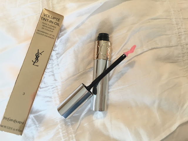 YSL Volupté Tint In Oil Undress Me