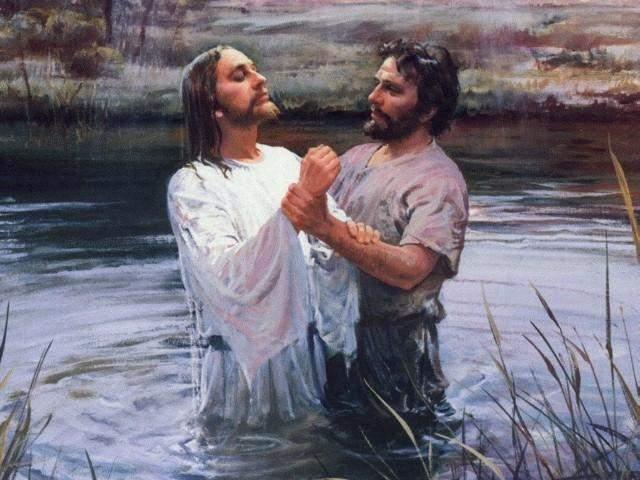 Resultado de imagen para El bautismo cristiano (en agua):