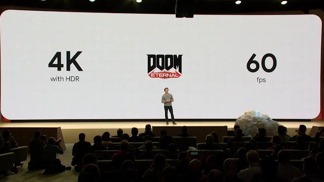 Doom Eternal - الألعاب المتوفرة على Google Stadia