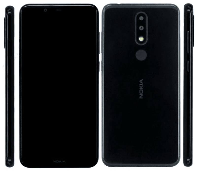 Nokia TA-1109 spotted on TENAA, the Nokia 5.1 Plus?