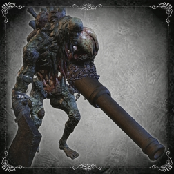Undead Giant (Hatchet and Cannon)