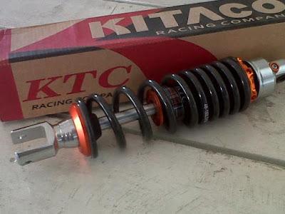 Harga Shockbreaker KTC Racing Lengkap Terbaru