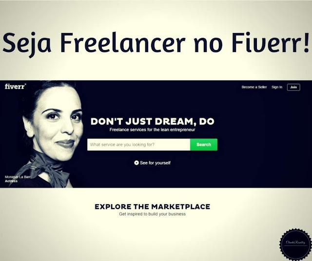 Seja um Redator Freelancer no Fiverr