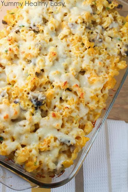 Hidden Veggie Mac & Cheese