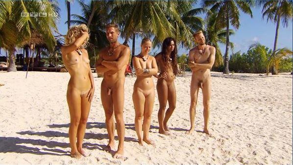 И ева шоу на цензуры адам без реалити острове Адам Зкт.